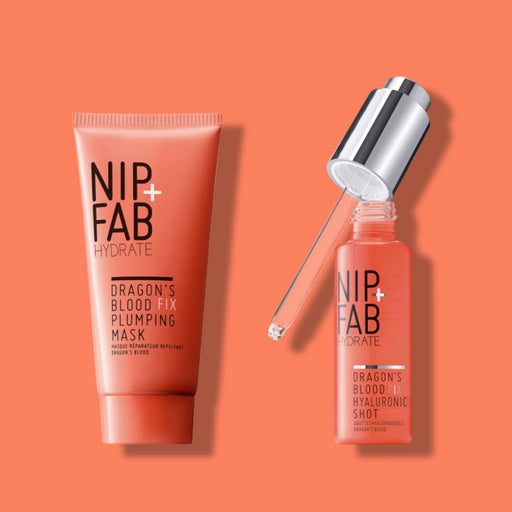 NIP+FAB DRAGON'S BLOOD MASK AND HYDRATING CONCENTRATED SHOT DUO KIT