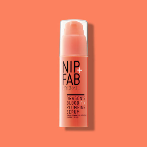 NIP+FAB DRAGON'S BLOOD FIX SERUM ultra hydrating concentrated skincare