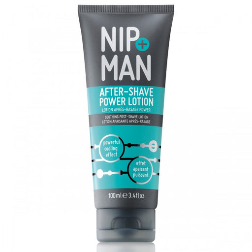 NIP+MAN AFTER SHAVE POWER LOTION