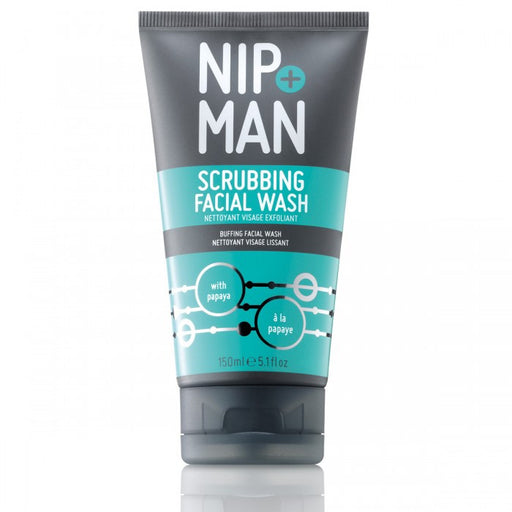 NIP+MAN SCRUBBING FACIAL WASH