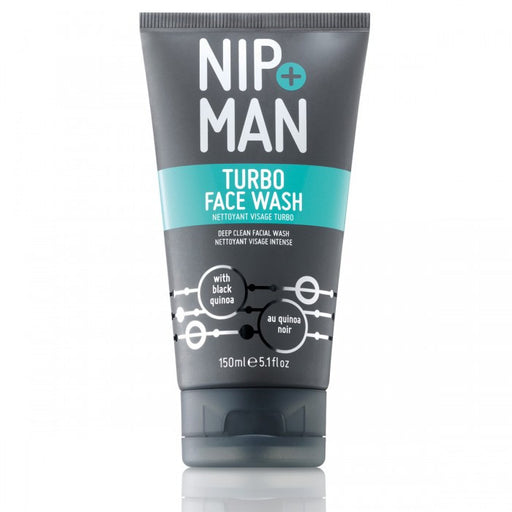 NIP+MAN TURBO FACE WASH