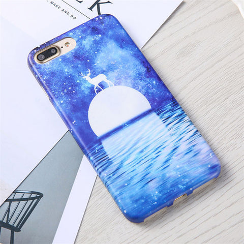 Starry Sky Case For iPhone 6 / 6s / 7