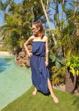 Zara Dress - Navy