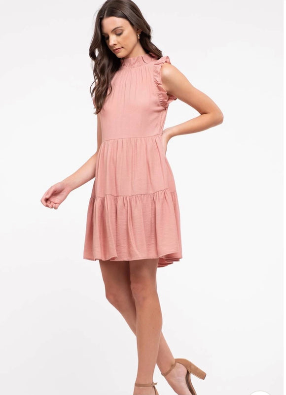 Blush Dreams Dress