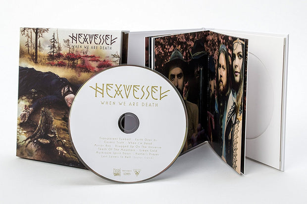 "Hexvessel ""When We Are Death"" (LTD. CD MEDIABOOK IN SLIPCASE)"