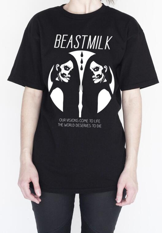 Beastmilk - Zombie-Girls Shirt