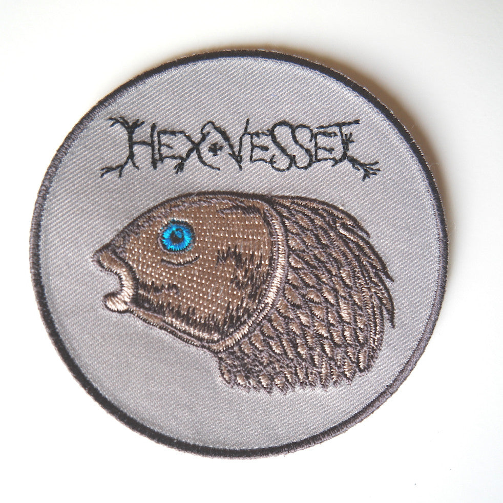 "Hexvessel ""Fish"" Woven Patch"
