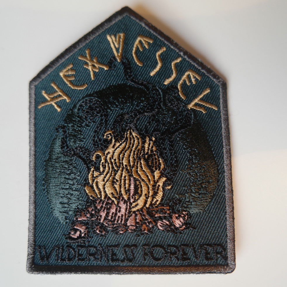 "Hexvessel ""Wilderness"" Woven Patch"