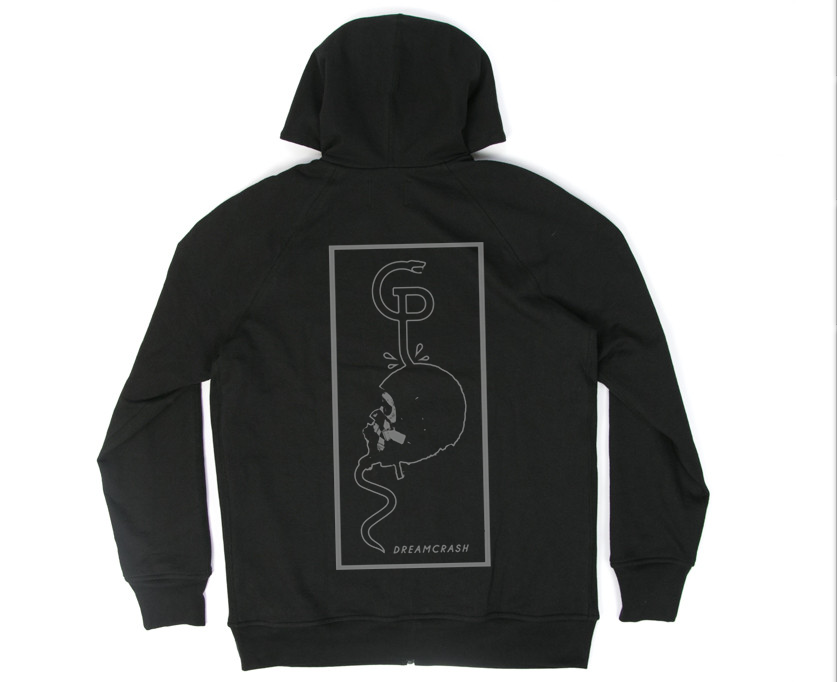 "Grave Pleasures ""Dreamcrash"" Hoodie"