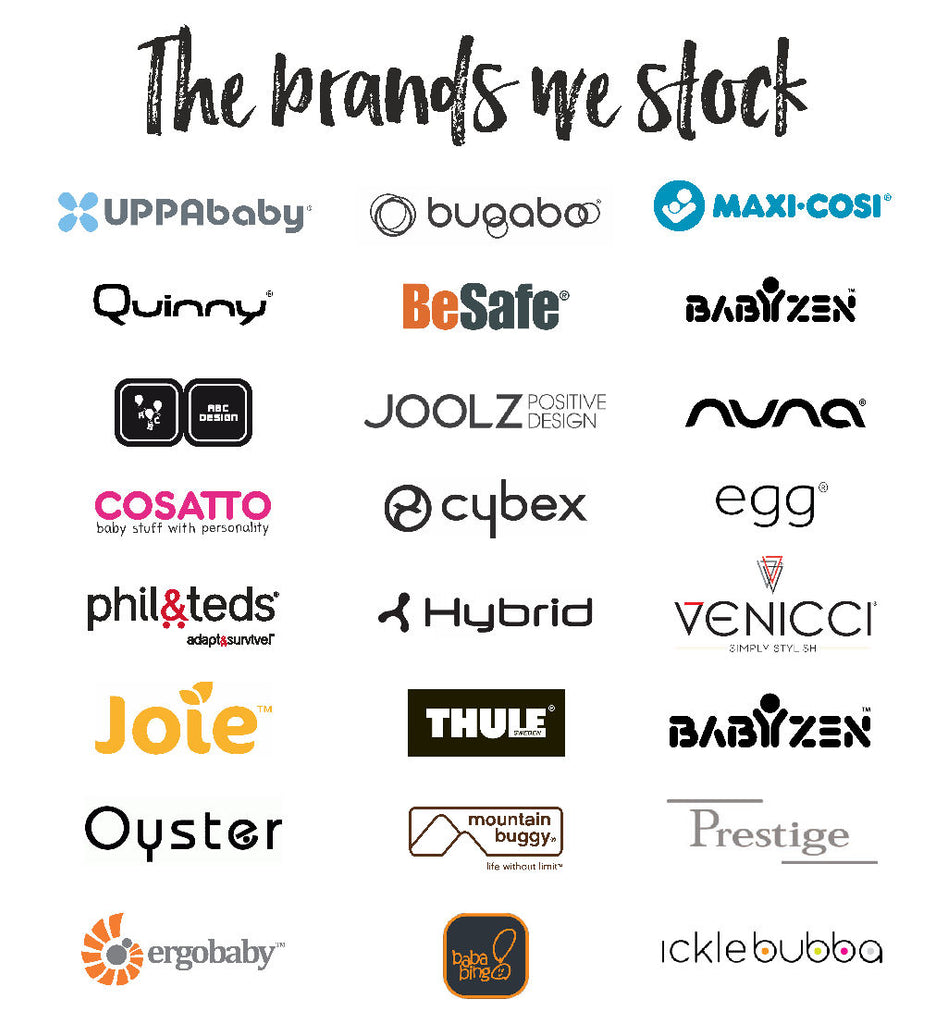 Pushchair Expert Brands