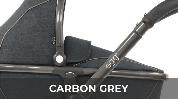 Egg Carbon Grey