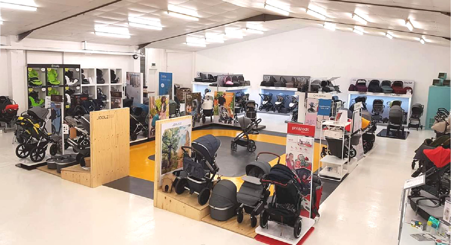 Our Store.