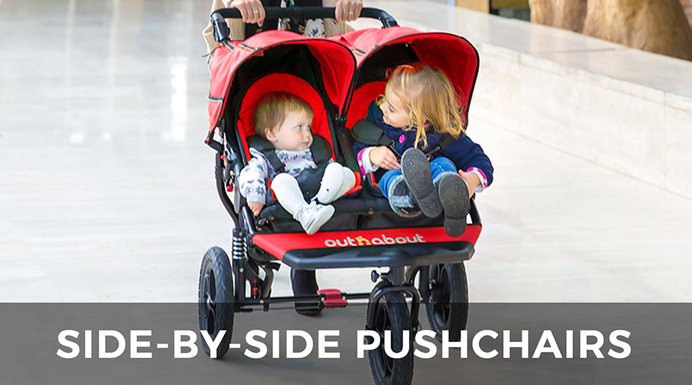 Side by Side Pushchairs