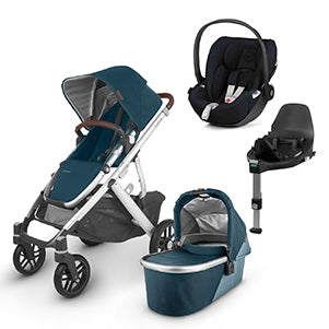 UPPAbaby Vista with Cloud Z
