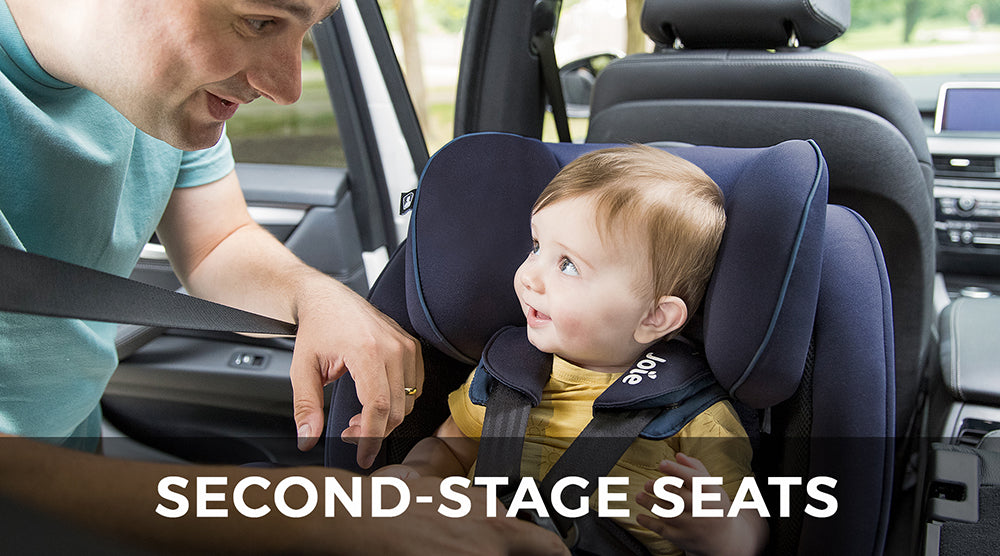 Second Stage Car Seats