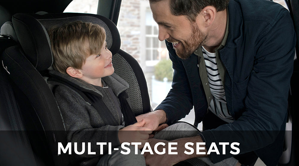 Multi Stage Seats