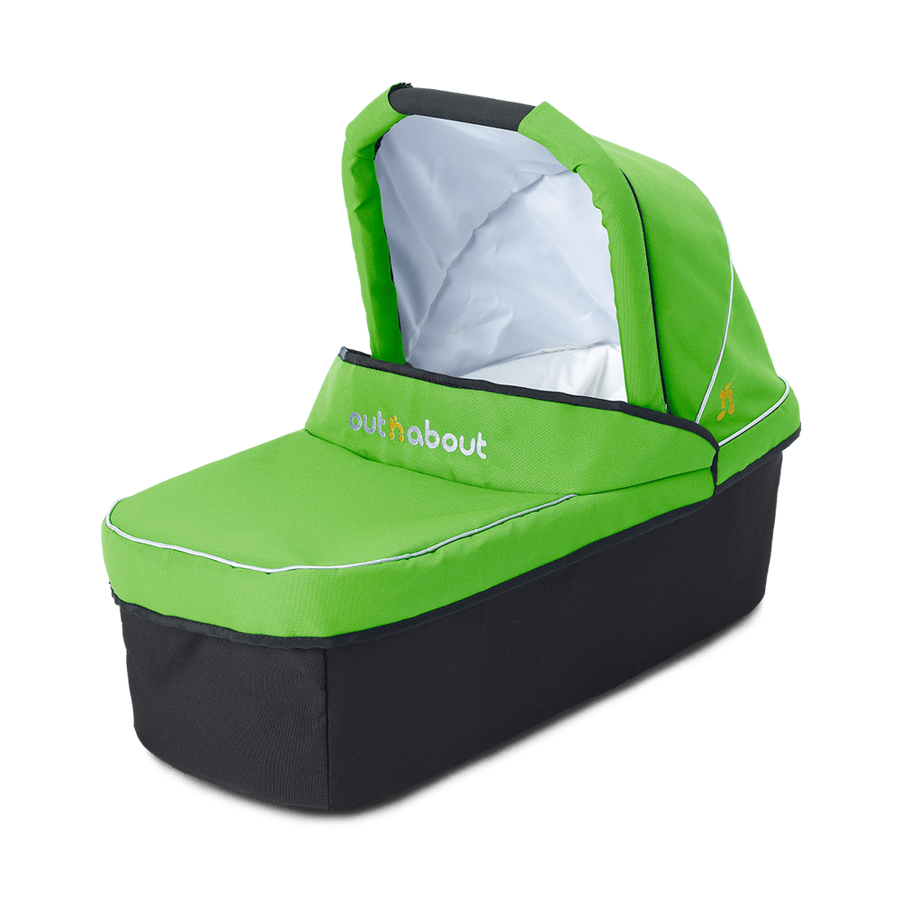 Out'n'About Carrycot Single Mojito Green