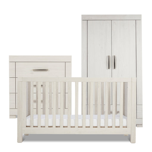 Silver Cross Coastline Furniture - Complete Nursery Set - Pushchair Expert
