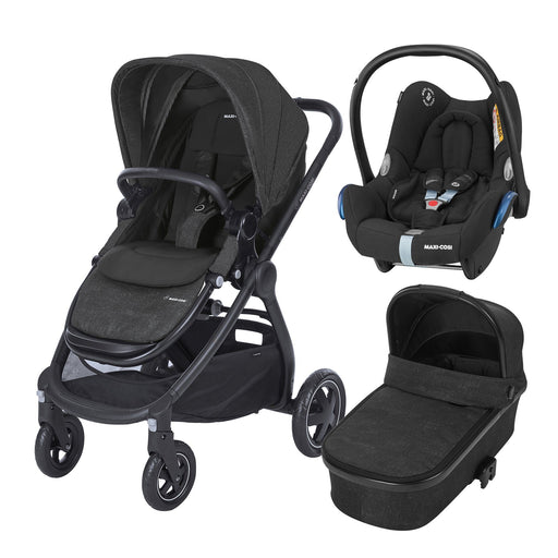 Maxi-Cosi Adorra - Nomad Black with Oria and Cabriofix
