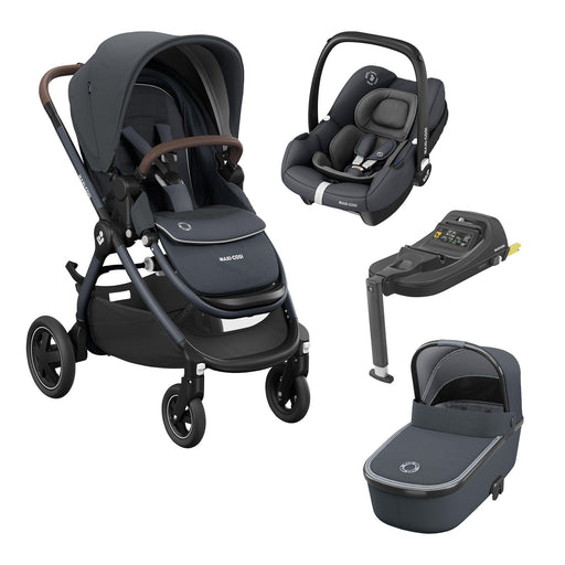Maxi-Cosi Adorra 2 travel system bundle - Essential Graphite