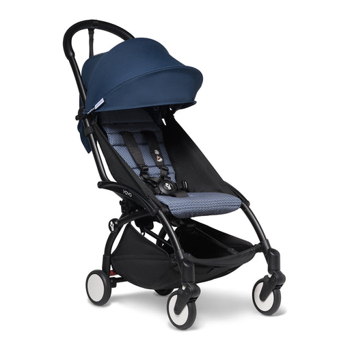 Babyzen YOYO 2 - Air France Blue - Pushchair Expert