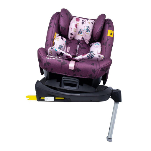 Cosatto All in All Rotate Group 0+/1/2/3 car seat - Fairy Garden - Pushchair Expert