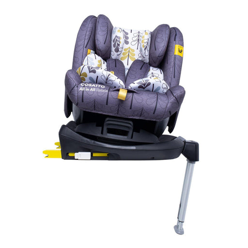 Cosatto All in All Rotate Group 0+/1/2/3 car seat - Fika Forest - Pushchair Expert