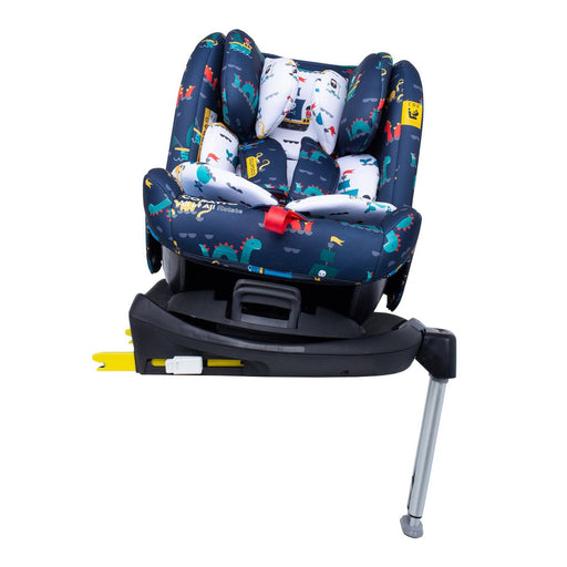 Cosatto All in All Rotate Group 0+/1/2/3 car seat - Sea Monster - Pushchair Expert