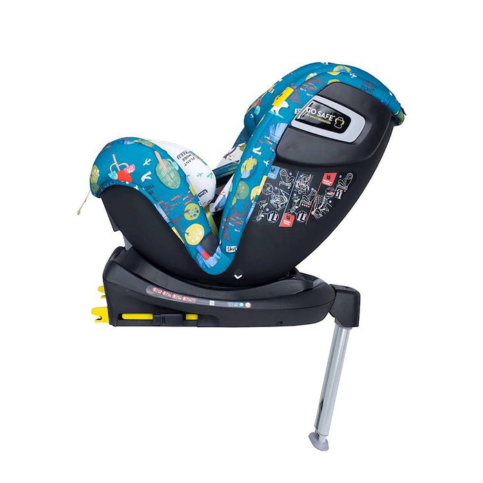 Cosatto All in All Rotate Group 0+/1/2/3 car seat - One World