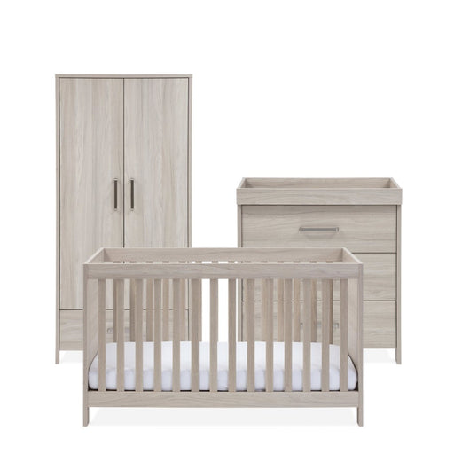Silver Cross Ascot Furniture - Complete Nursery Set