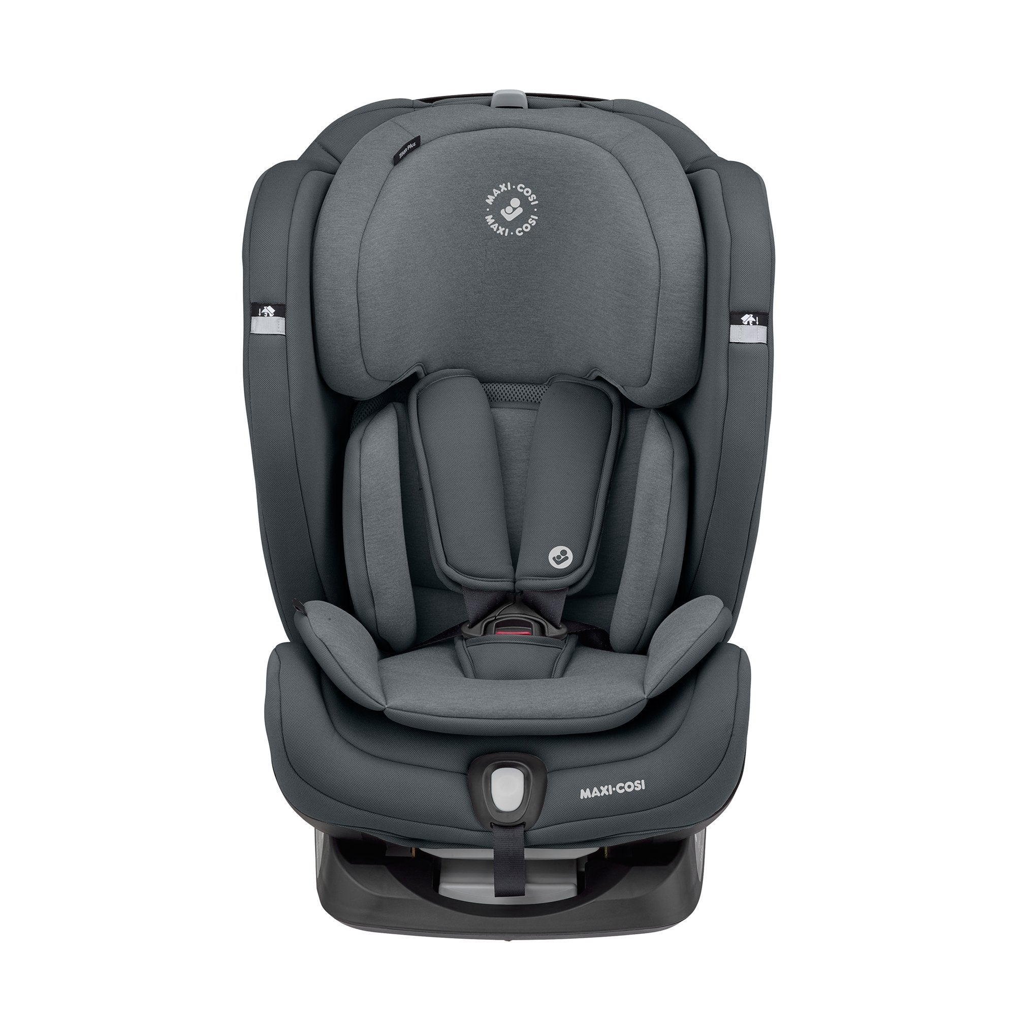 Maxi-Cosi Titan Plus 9 months to 12 years Car Seat - Authentic Graphite - Pushchair Expert