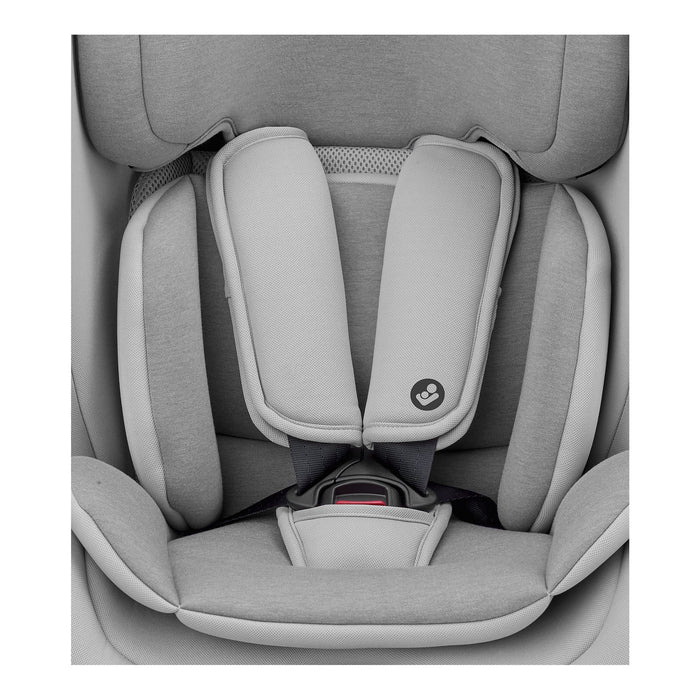 Maxi-Cosi Titan Plus 9 months to 12 years Car Seat - Authentic Grey - Pushchair Expert