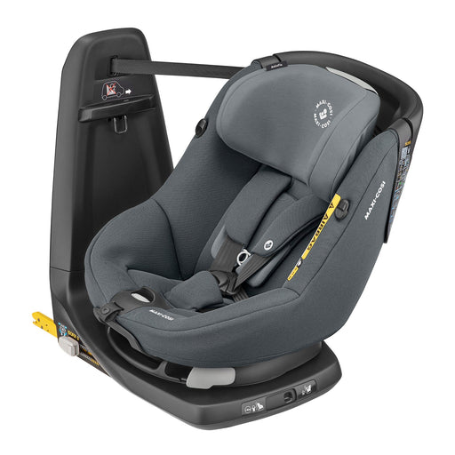 Maxi-Cosi AxissFix Car Seat - Authentic Graphite - Pushchair Expert