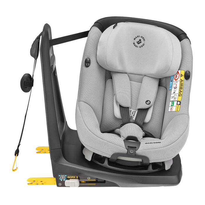 Maxi-Cosi AxissFix Car Seat - Authentic Grey - Pushchair Expert