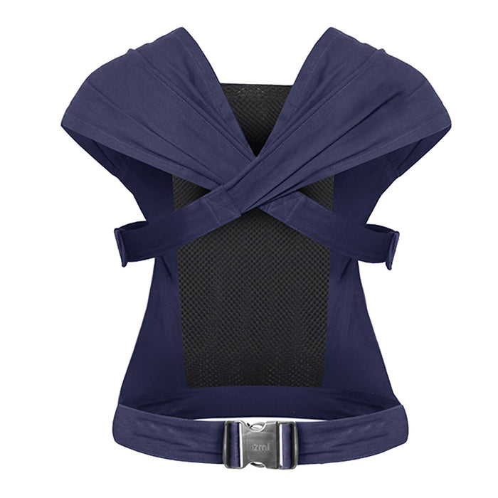 Izmi Baby Breeze Carrier Midnight Blue - Pushchair Expert