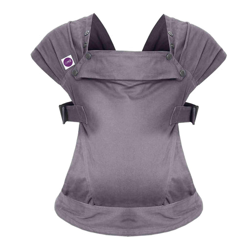 Izmi Baby Carrier Mid Grey - Pushchair Expert