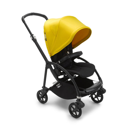 Bugaboo Bee 6 Complete - Lemon Yellow (Black/Black)
