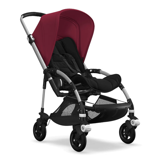 Bugaboo Bee 5 Pushchair - Black - Pushchair Expert