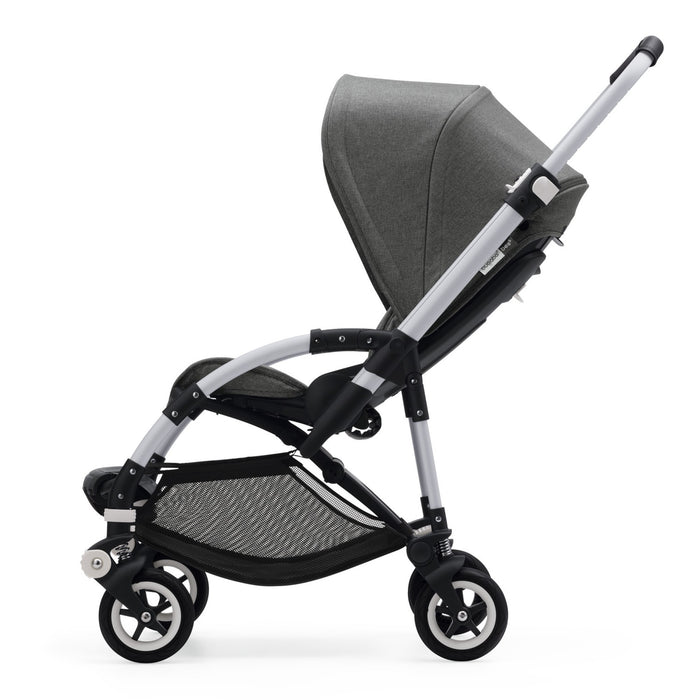 Bugaboo Bee 5 (Grey Melange on Aluminium Chassis)