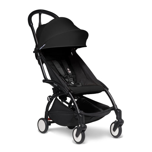 Babyzen YOYO 2 - Black - Pushchair Expert