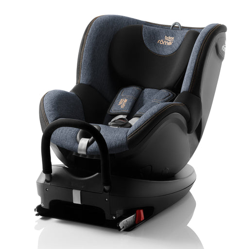 Britax Rӧmer Dualfix2 R Group 0+/1 car seat - Blue Marble