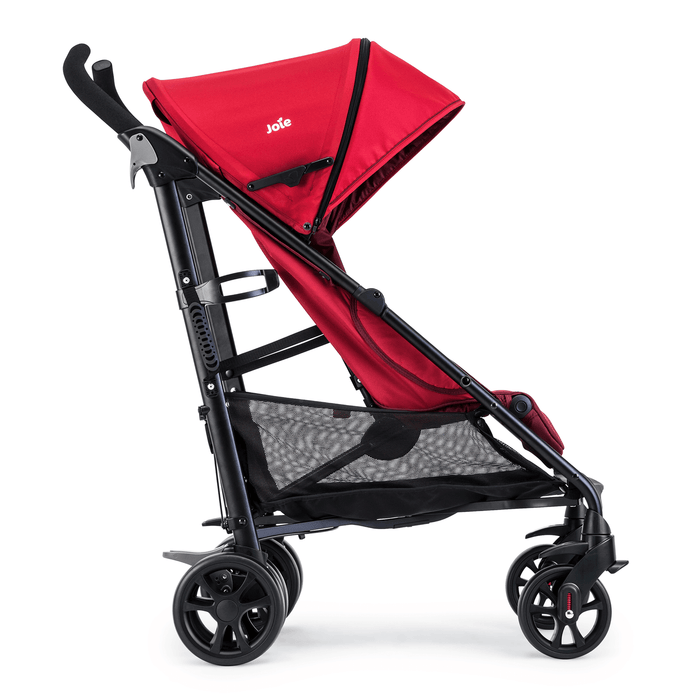 Joie Brisk umbrella stroller - Cherry - Pushchair Expert