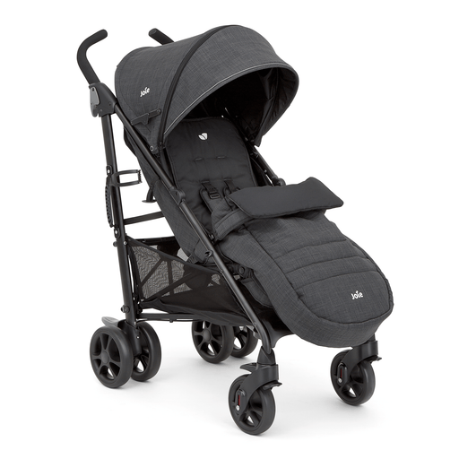 Joie Brisk LX Stroller inc. Footmuff Pavement