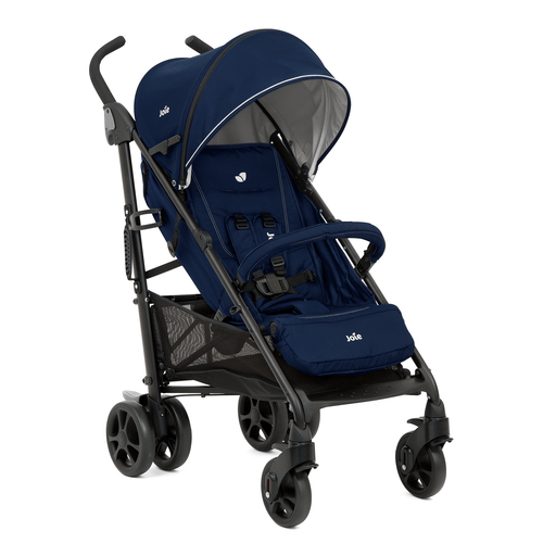 Joie Brisk LX Stroller inc. Footmuff Midnight Navy
