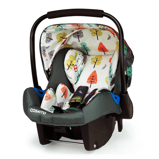 Cosatto Port Group 0+ infant car seat - Hare Wood - Pushchair Expert