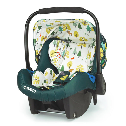 Cosatto Port Group 0+ infant car seat - Into The Wild - Pushchair Expert