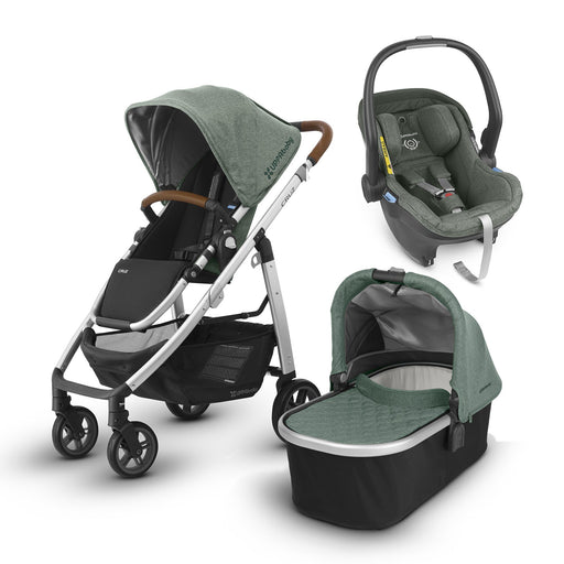 UPPAbaby CRUZ Travel System Emmett