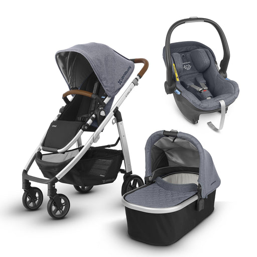 UPPAbaby CRUZ Travel System Gregory