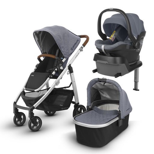 UPPAbaby CRUZ i-Size Travel System - Gregory