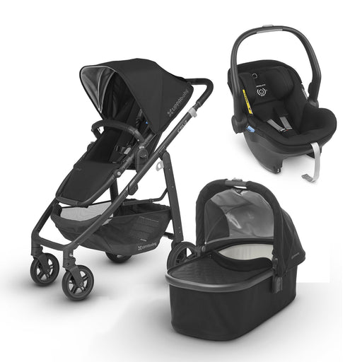 UPPAbaby CRUZ i-Size Travel System - Jake